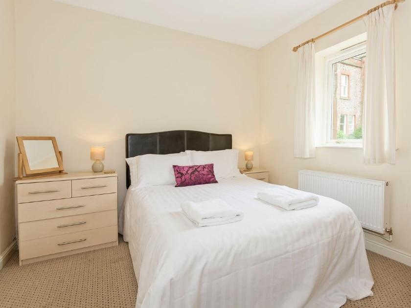 Double bedroom | Irton Hall - The Clock Tower, Irton, nr. Eskdale