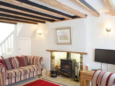 Living room/dining room | Honeysuckle Cottage, Helmsley, York