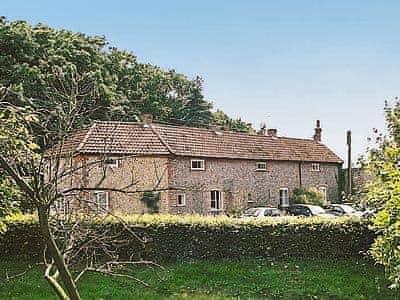 Pebble Cottage, Holt