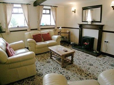 Living room | West Bridge End - The Old Byre, Frosterley, nr. Bishop Auckland