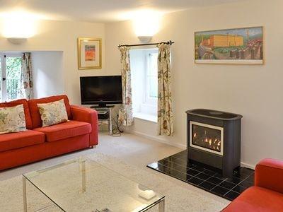 Living room | Campbell's Close Apt, Edinburgh