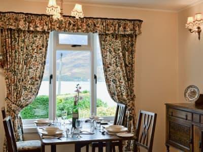 Dining Area | Kintail, Ratagan, Glenshiel, Kyle
