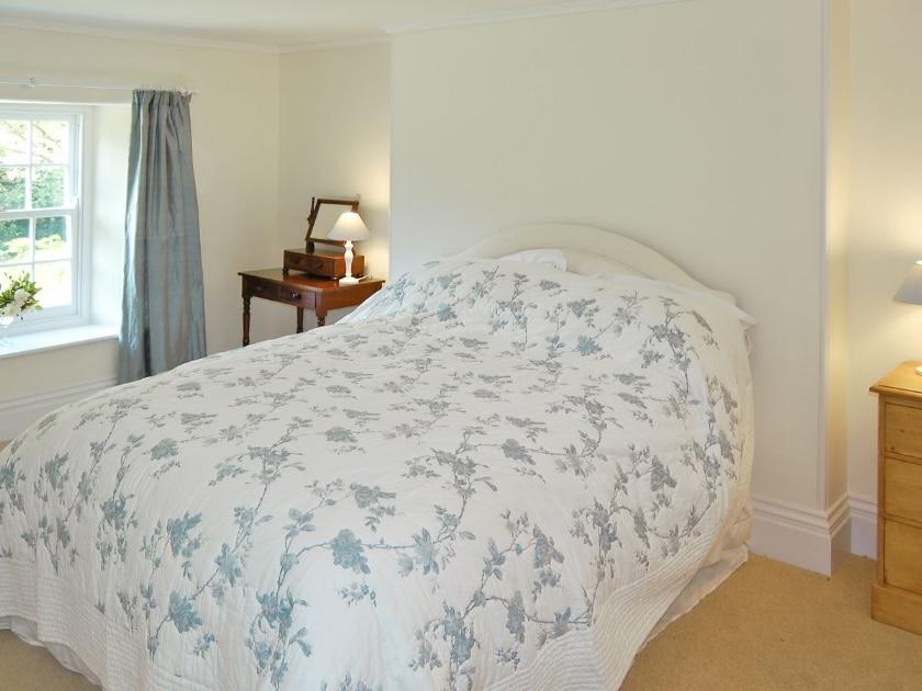 Double bedroom   Boconnion Barton, Helland, Bodmin