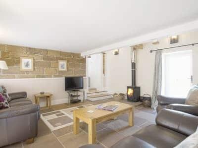 Living room | Forest Lodge Farm - North Range, Castleton