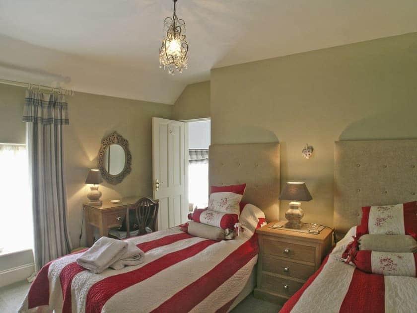 Twin bedroom | Bridge House, Helmsley