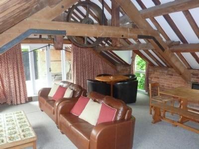 Living room | Erbistock Mill, Erbistock, nr. Llangollen