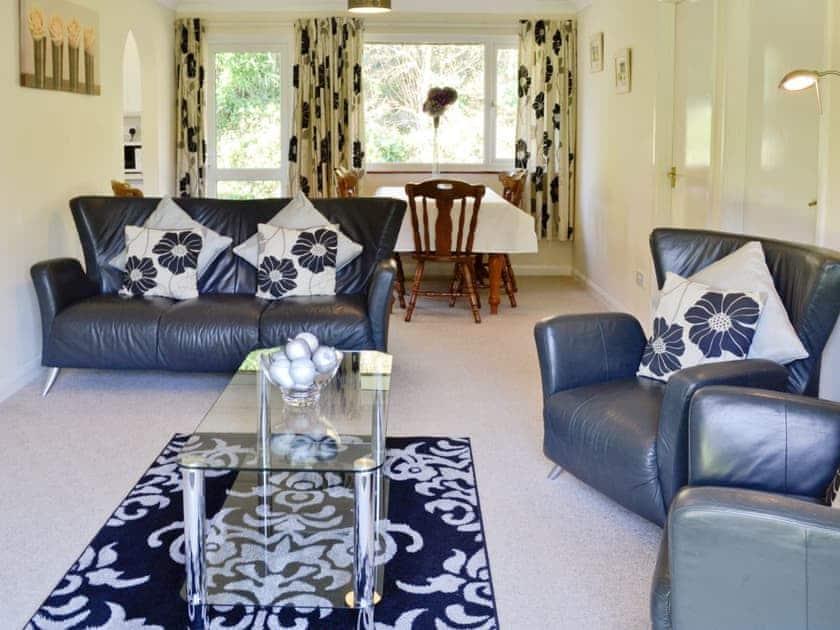 Living room | Rosecraddoc Holiday Village - Trevarno, Liskeard