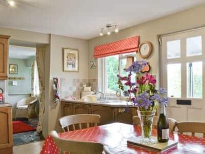 Kitchen/diner | Howe Cottage, Bowness-on-Windermere