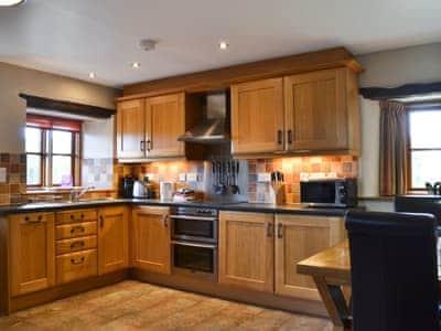 Kitchen/diner | Lane Foot Barn - Drover's Croft, Kendal