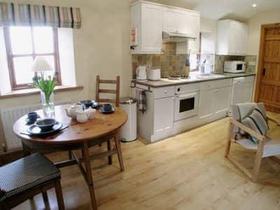 Kitchen/diner | Granary Cottages - The Hay Loft, Bleatarn, nr. Kirkby Stephen
