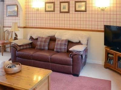 Living room   Holly Cottage, Gorstan, near Garve
