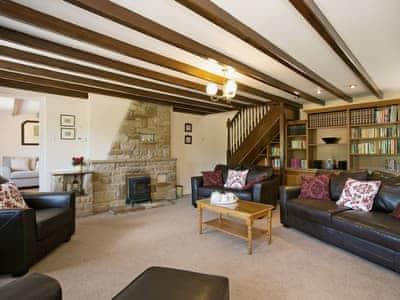 Living room   Kelp House, Littlebeck, nr. Whitby