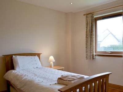 Double bedroom | Allt Mor, Aviemore