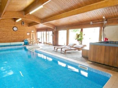 Swimming pool | Golwg y Mynydd, Crynant, nr. Neath