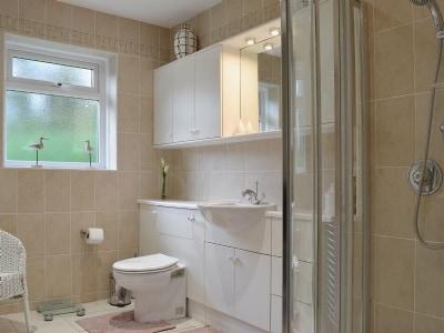 Shower room | Jenterra, Trefecca, Brecon, Powys