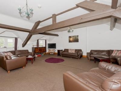 Living room | Irton Hall - Pele Tower, Irton, Eskdale
