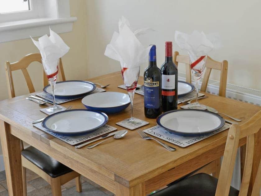 Dining Area   Winloma, Port William