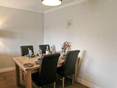 Open plan living/dining room/kitchen | Kerrera View, Oban