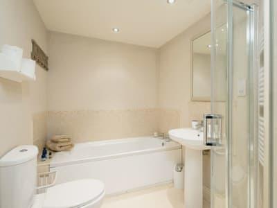 Bathroom | Hurworth - Knayton Moor Cottages, Knayton, nr. Thirsk