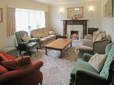 Living room   Crook Farm , Torver, nr. Coniston