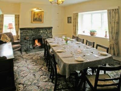 Dining room | Crook Farm , Torver, nr. Coniston