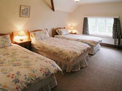 Triple bedroom   Crook Farm , Torver, nr. Coniston