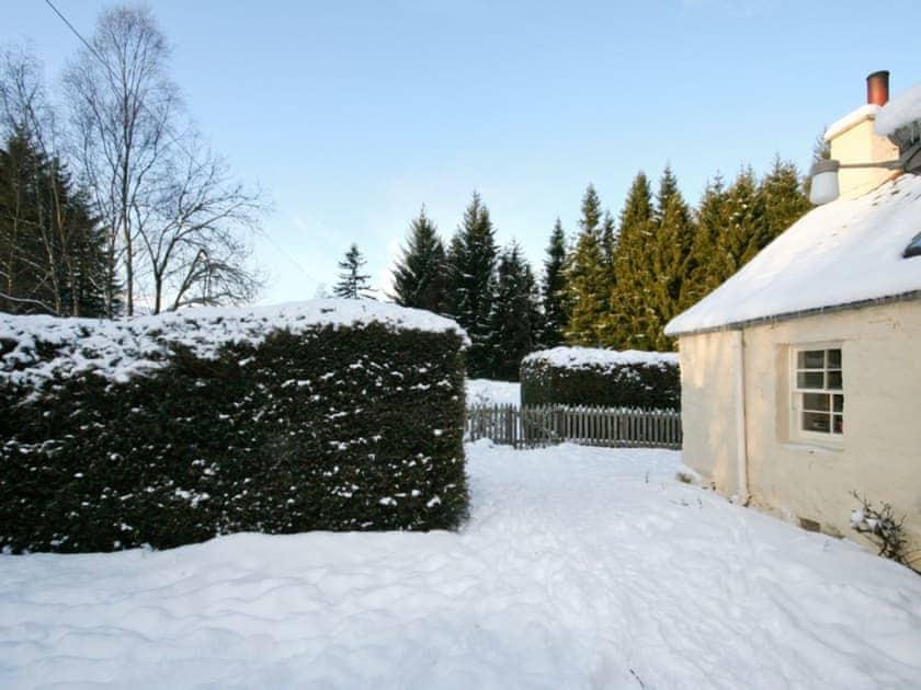 Exterior | Brewlands Estate - Croft End Cottage, Glenisla, Blairgowrie