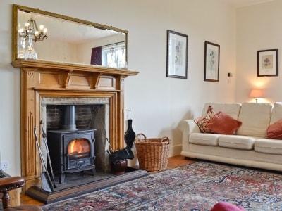Living room | Eastertown, Rothiemay, Huntly