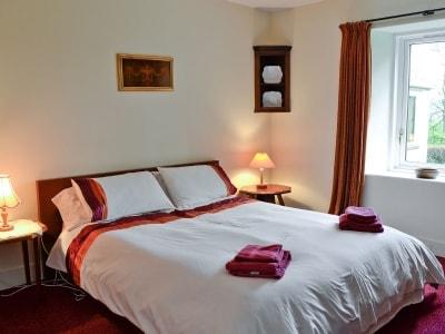 Double bedroom | Eastertown, Rothiemay, Huntly
