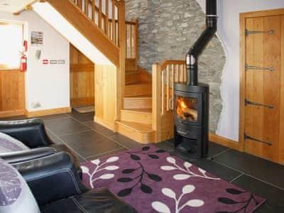 Living room | Bwthyn Celyn, Ystrad Meurig
