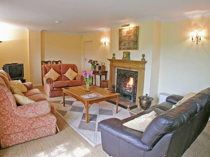 Living room | Lock Cottage, Nayland