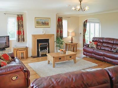 Living room | Blaencannog Newydd, Ciliau Aeron, nr. Aberaeron