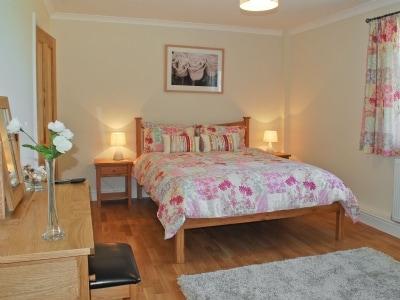 Double bedroom | Blaencannog Newydd, Ciliau Aeron, nr. Aberaeron