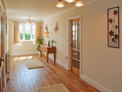 Hallway | Blaencannog Newydd, Ciliau Aeron, nr. Aberaeron