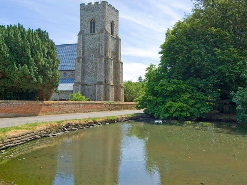 Surrounding area | Church View, Old Hunstanton