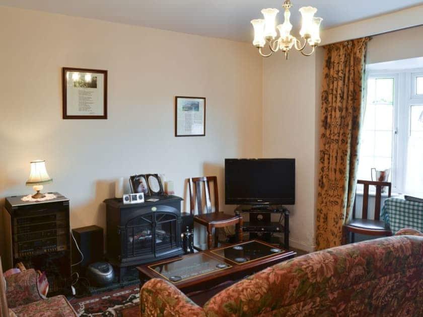 Living room   Gwenallt, Llithfaen, Pwllheli