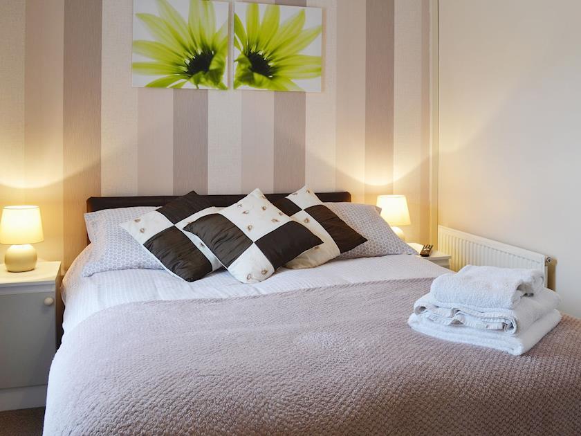 Double bedroom | Cottage Four - Eldin Hall Cottages, Scarborough