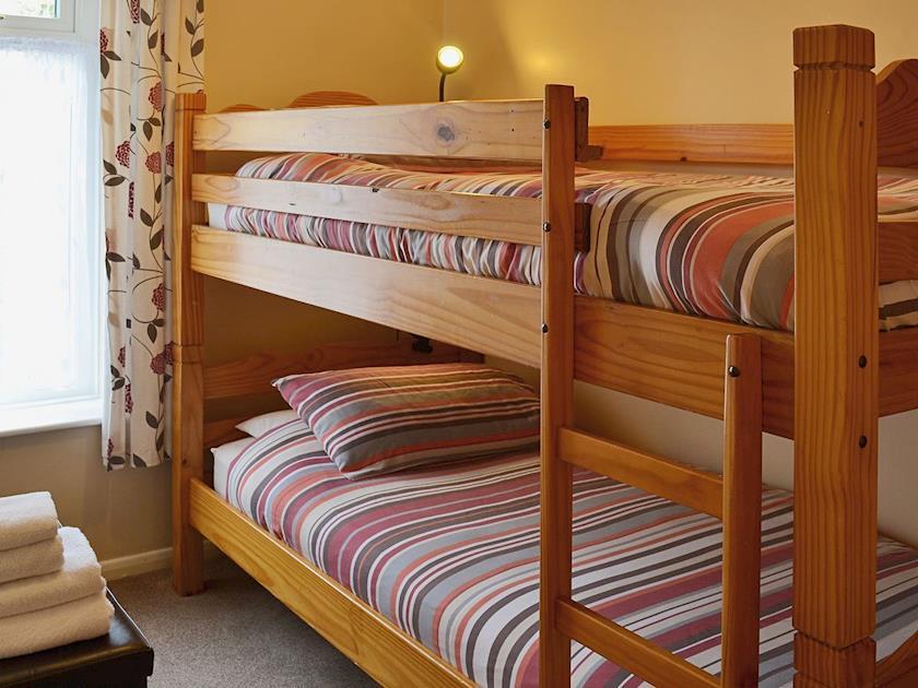 Bunk bedroom | Cottage Four - Eldin Hall Cottages, Scarborough