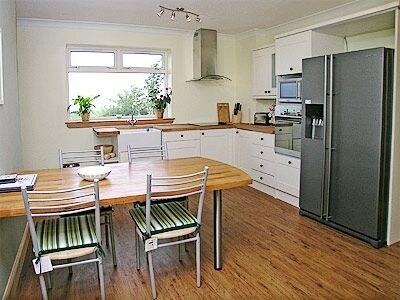 Kitchen/diner | Rosebud Cottage, Galston, nr. Ayr