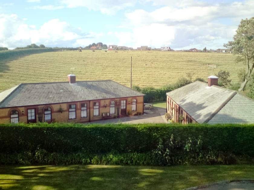 Surrounding area | Eldin Hall Cottage Four, Cayton Bay, nr. Scarborough