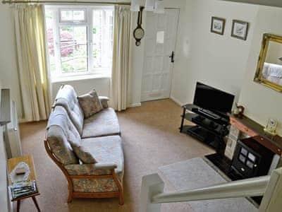 Living room   Pipit Cottage, Burnsall near Grassington