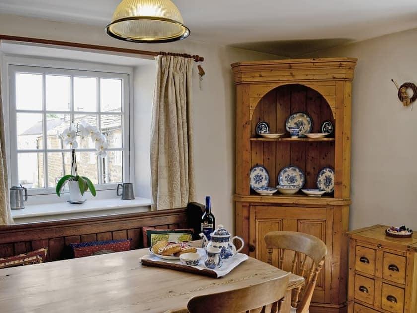 Open plan living/dining room/kitchen | Barn Owl Cottage, Masham