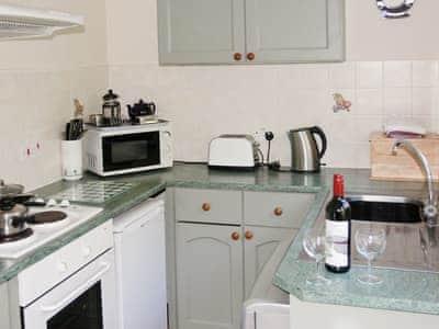 Kitchen | No. 7 Bennett, Claxton Grange Cottages near York