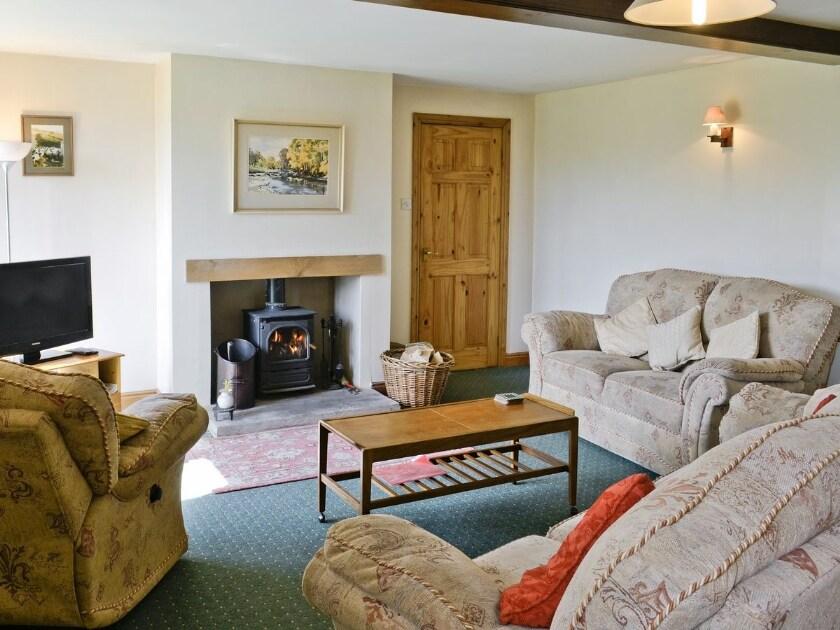 Living room | Lukes Barn, Askrigg near Hawes