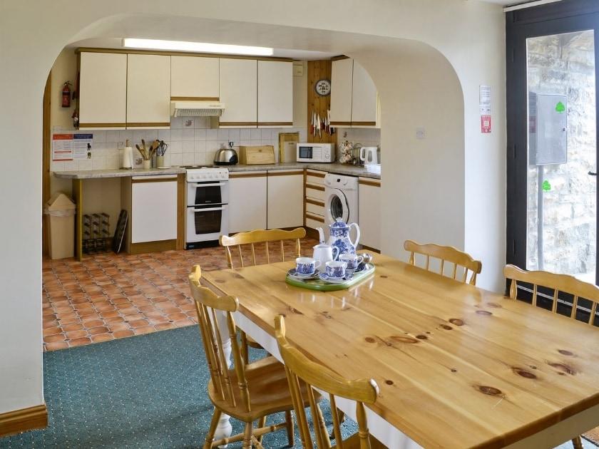 Kitchen/diner | Lukes Barn, Askrigg near Hawes