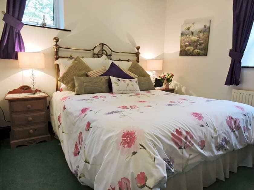 Comfortable double bedroom | Moorlands Cottage, Levisham