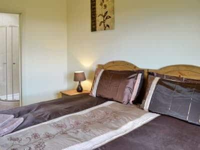 Double bedroom | Buttercup Cottage, Ripley near Harrogate