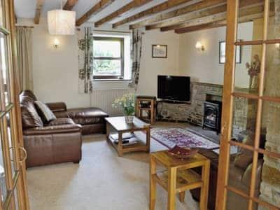 Living room   Fossdale House, Simonstone near Hawes
