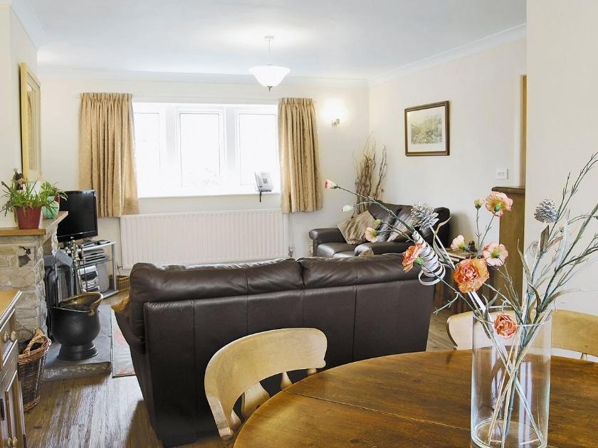 Living room/dining room | Amerdale Cottage, Kettlewell