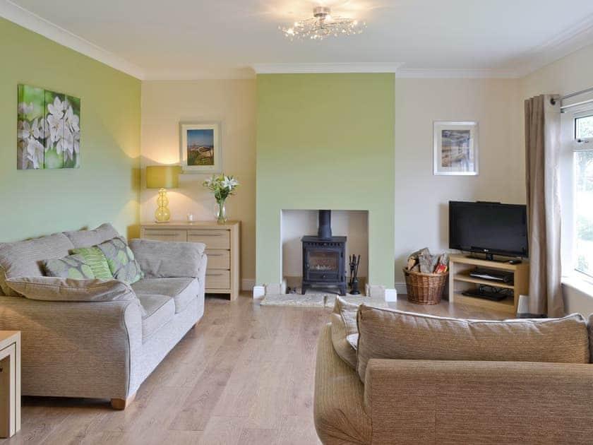Spacious living room | Coastal Retreat, Beadnell